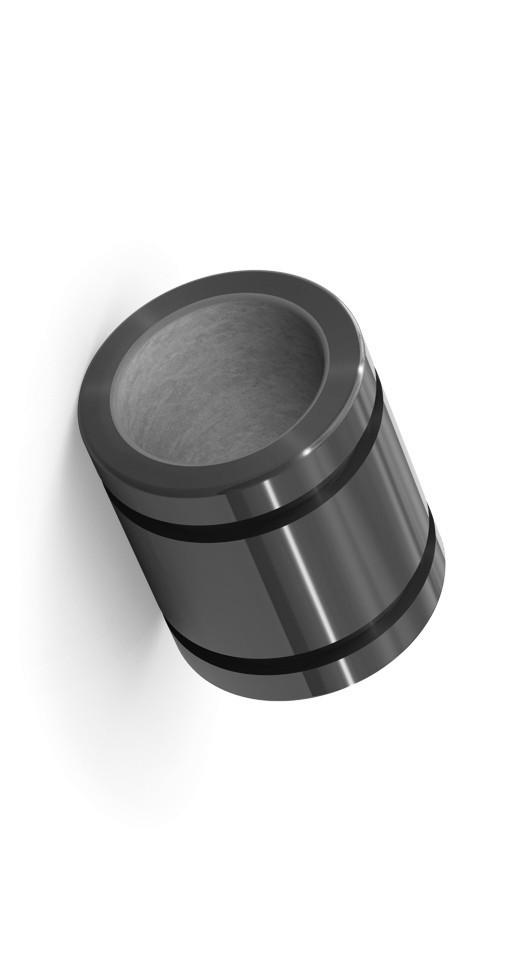 63,5 mm x 68,263 mm x 76,2 mm  SKF PCZ 4048 E plain bearings