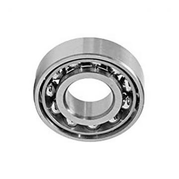 55 mm x 100 mm x 33.3 mm  NACHI 5211NR angular contact ball bearings