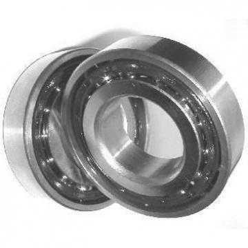55 mm x 72 mm x 13 mm  FAG 3811-B-2RSR-TVH angular contact ball bearings