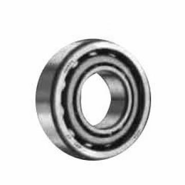 45 mm x 100 mm x 25 mm  NKE QJ309-MPA angular contact ball bearings