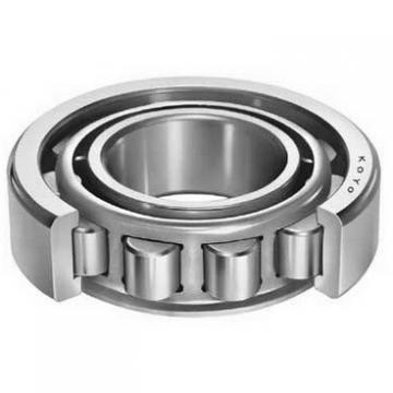 90 mm x 190 mm x 43 mm  NSK NJ318EM cylindrical roller bearings