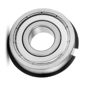 100 mm x 140 mm x 20 mm  NACHI 6920ZNR deep groove ball bearings