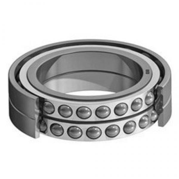 25 mm x 42 mm x 9 mm  NSK 25BER19H angular contact ball bearings #1 image
