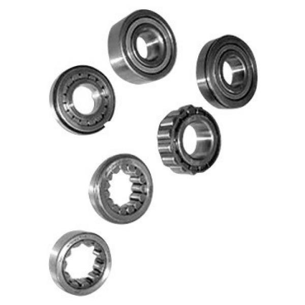 160 mm x 240 mm x 60 mm  NACHI NN3032K cylindrical roller bearings #1 image